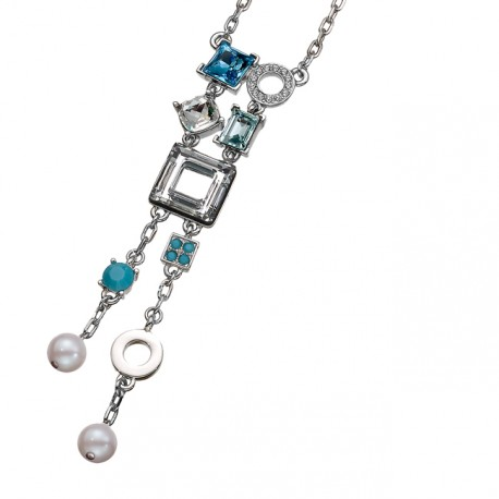 Přívěsek Mare - 9047 (crystal/blue)