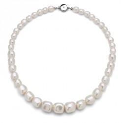 Náhrdelník Oliver Weber Listen - 11019 (white pearl)
