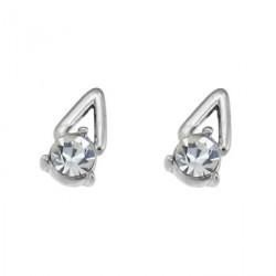 Náušnice Oliver Weber Find - 9603 (crystal)